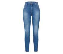 Jeans 'slandy-High 086Ab' blue denim