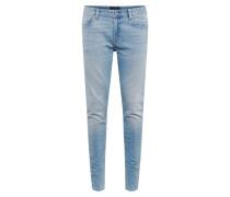 Jeans 'Skim' hellblau