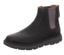 Stiefel schwarz / grau