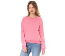 'Essential Crew' Sweatshirt pink