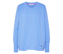 Sweatshirt 'New Nicola' blau