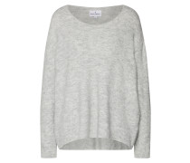 Oversized Pullover 'Mille' grau