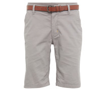 Chino 'chino Basic Belt' grau