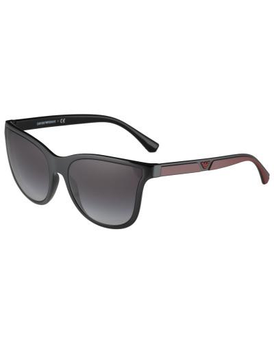 Sonnenbrille merlot / schwarz