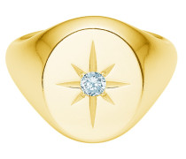 Ring 'Guiding Star' gold