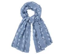 Modeschal blue denim