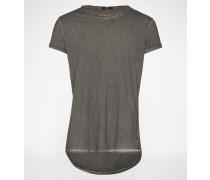 T-Shirt 'Milo' oliv