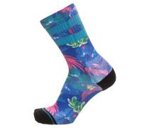 Socken 'pau' blau