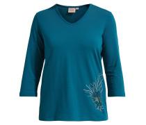 Shirt 'Diaz Deco' himmelblau