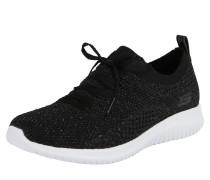 Sneaker 'ultra Flex' schwarz / weiß
