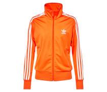 Sweatjacke 'firebird TT' orange