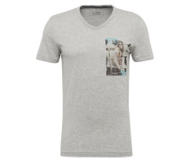 T-Shirt 'T-shirt with fotoprint 1/2'
