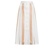 Skirt beige / hellbeige