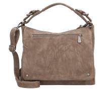 Handtasche 'Lima' dunkelbeige