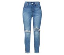 Jeans 'TR Skinny HR Ankle Vintage' blue denim