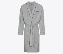 Morgenmantel 'Kimono BM' grau