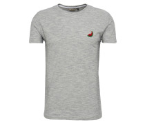 T-Shirt 'wat' grau