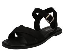Sandale 'Roselyn' schwarz