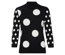 'Selliney' Pullover schwarz