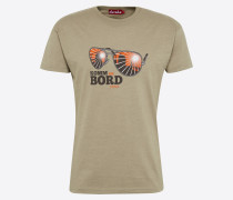 T-Shirt 'Komm an Bord'