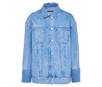 Jeansjacke 'Fina' blue denim