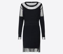 Kleid 'm-Gautierr' schwarz