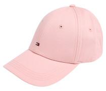 Basecap 'classic' rosa