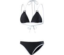 Bikini schwarz / weiß