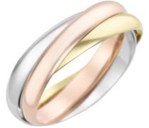Goldring gold / rosegold / silber