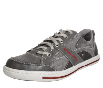 Sneaker stone / rot / weiß