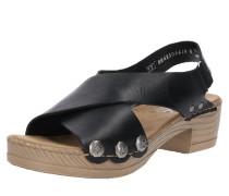 Sandale 'v6888-00' schwarz