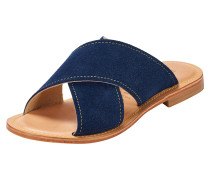 Sandale 'Ana' blau