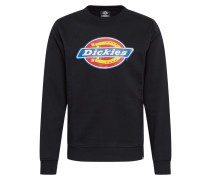 Sweatshirt 'pittsburgh' schwarz