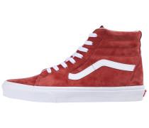 Sneaker 'Sk8-Hi' rot / weiß