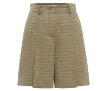 Shorts 'Volume' oliv