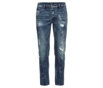 Jeans 'Billy the kid 9922 ripped' blau