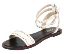 Sandalette 'lagoma' weiß