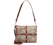 'Clematide Mini Bag' Schultertasche Leder 20 cm