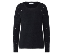 Pullover 'Crew Neck With Pearls'