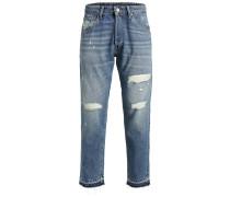 Jeans 'frank Leen JJ 129' blue denim