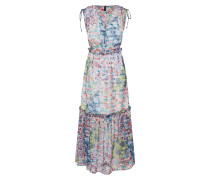 Kleid 'yasflora Long Dress FT' mischfarben