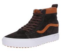 Sneaker 'SK8-Hi Mte' kastanienbraun / cognac