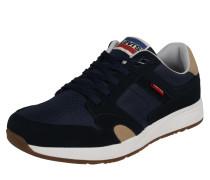 Sneaker 'Sutter' beige / blau