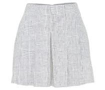 Kurze Shorts grau / schwarz