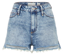 Jeansshort 'anna' blue denim
