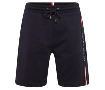 Shorts 'Basic' dunkelblau