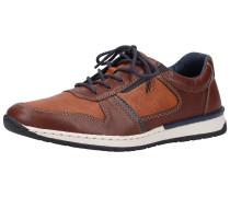 Sneaker navy / karamell / kastanienbraun