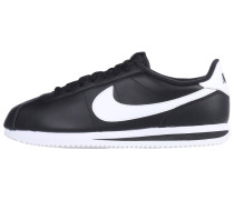 Sneaker 'Cortez' schwarz / weiß