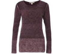 Wollpullover beere