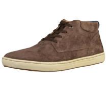 Sneaker 'Bandon' blau / braun